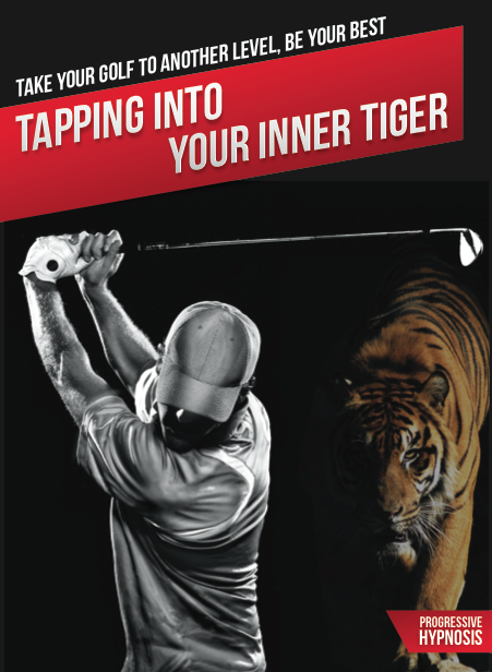 Tap Into Your Tiger Program MP3 SET