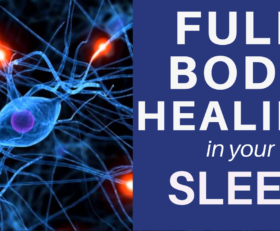 HEAL while you SLEEP ★ Full Body Healing, Manifest Cell Healing ★ Pain Relief Meditation
