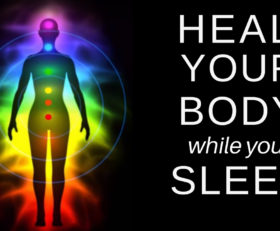HEAL While you SLEEP ★ Chakra Balancing and Clearing Guided Meditation