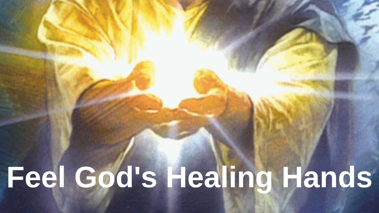 Feel God's Healing Hands ★ HEAL while you SLEEP Guided Meditation