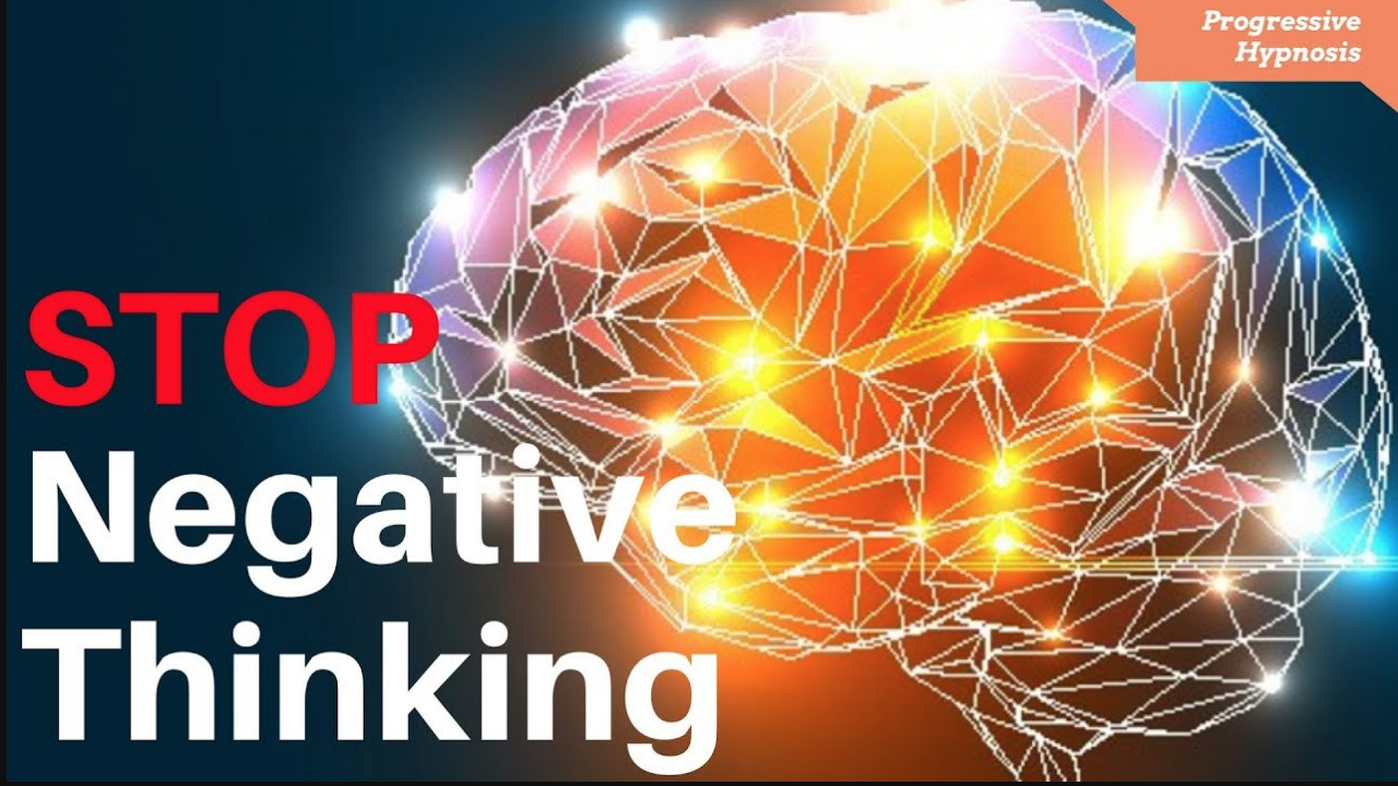 Stop Negative Thoughts Hypnosis ★ Block Negativity ★ Be Positive